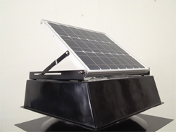 Solar Powered Attic Ventilation Fans